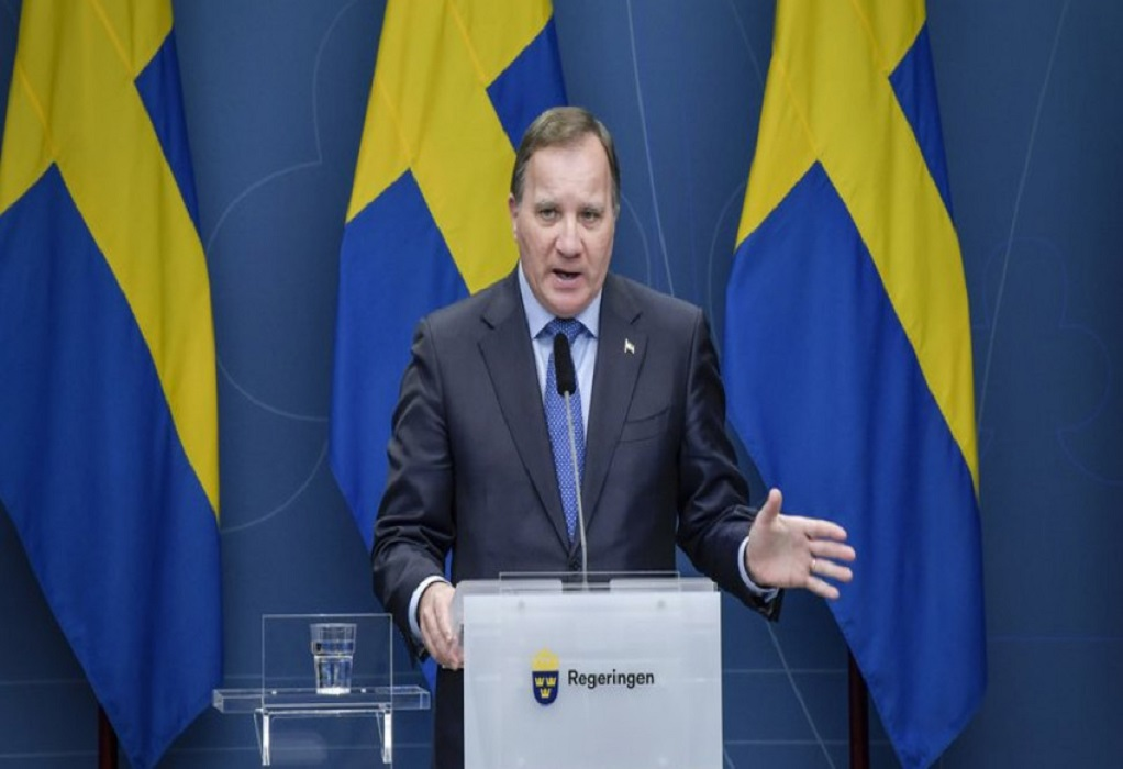 Δραματικό διάγγελμα Λεβέν: Η Σουηδία δοκιμάζεται από την πανδημία