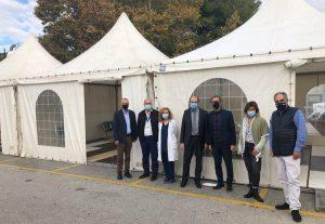 ΔΕΘ- Helexpo: Επόμενος σταθμός το νοσοκομείο Σερρών