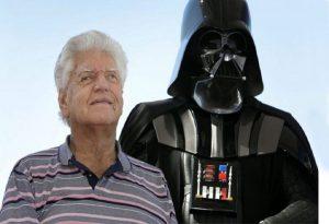 Star Wars: Πέθανε ο «Darth Vader» Ντέιβιντ Πράουζ