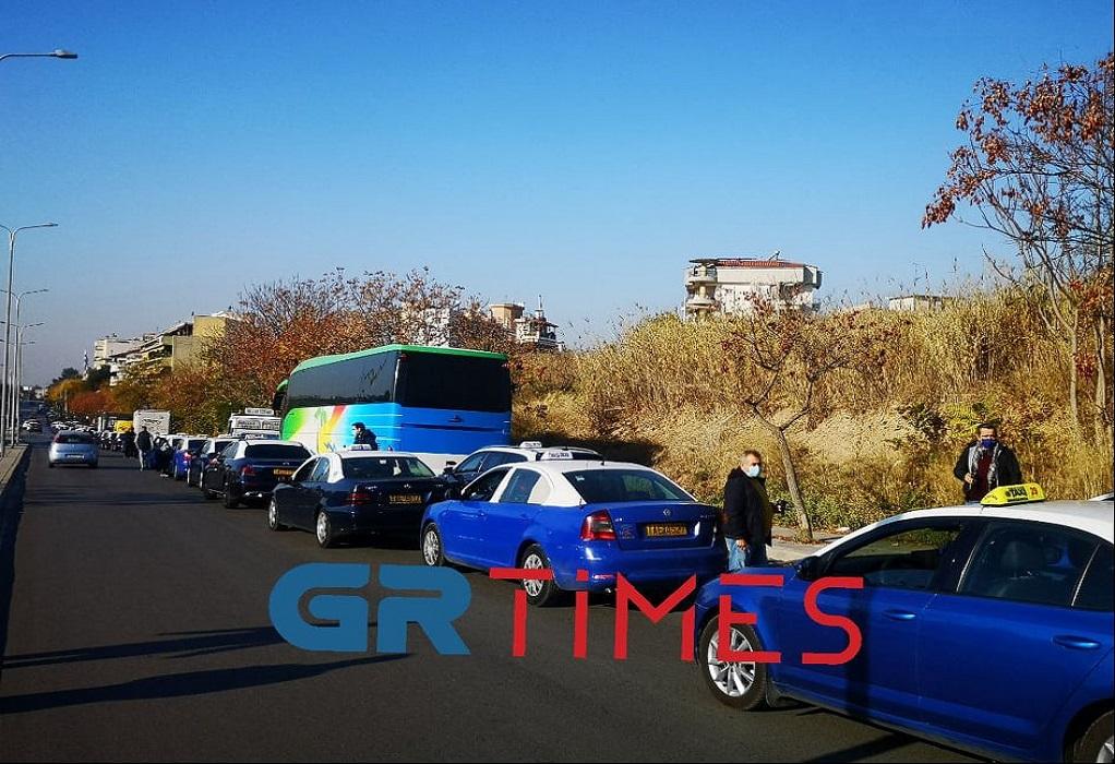 Οδηγοί ταξί: Αναστέλλεται η στάση εργασίας – Θα συναντηθούν με Μητσοτάκη