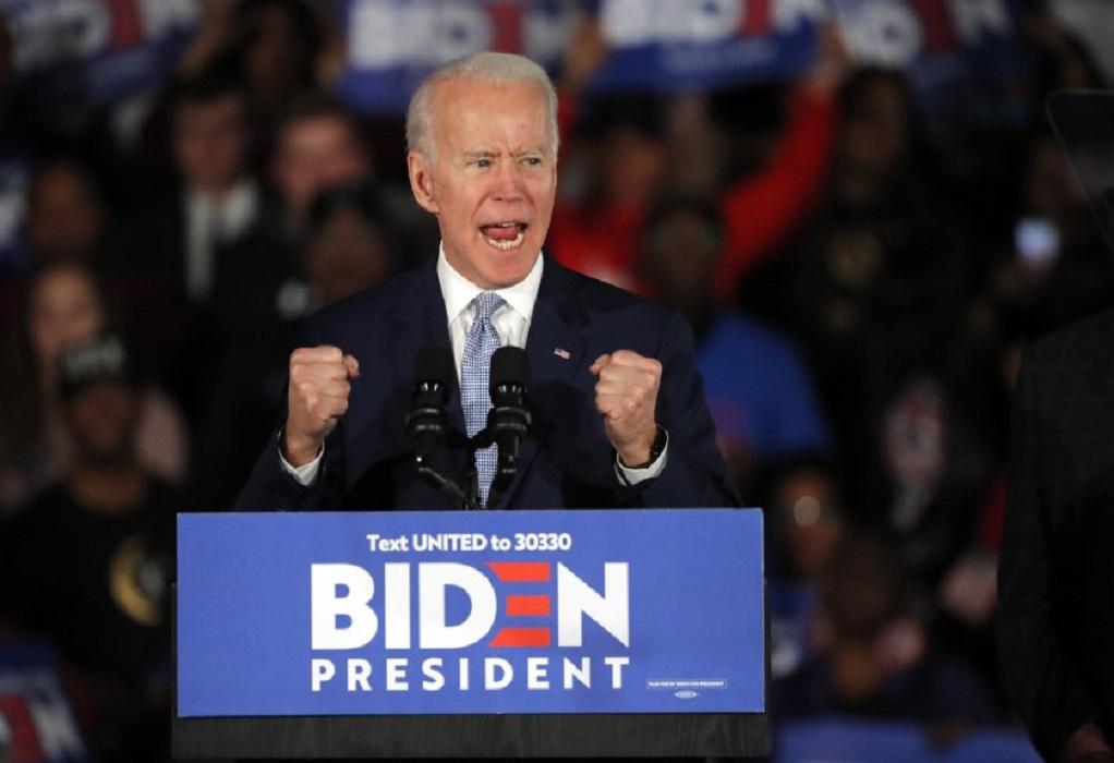 CNN: Ο Τζο Μπάιντεν είναι ο 46ος πρόεδρος των ΗΠΑ
