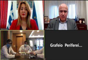 Συνεργασία Περιφέρειας ΑΜΘ με το Υπ. Ψηφιακής Διακυβέρνησης
