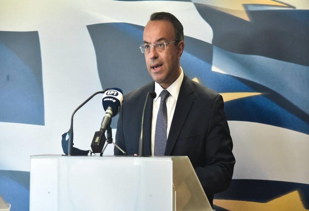 Τα μέτρα στήριξης από τον Σταϊκούρα για το Lockdown (VIDEO)