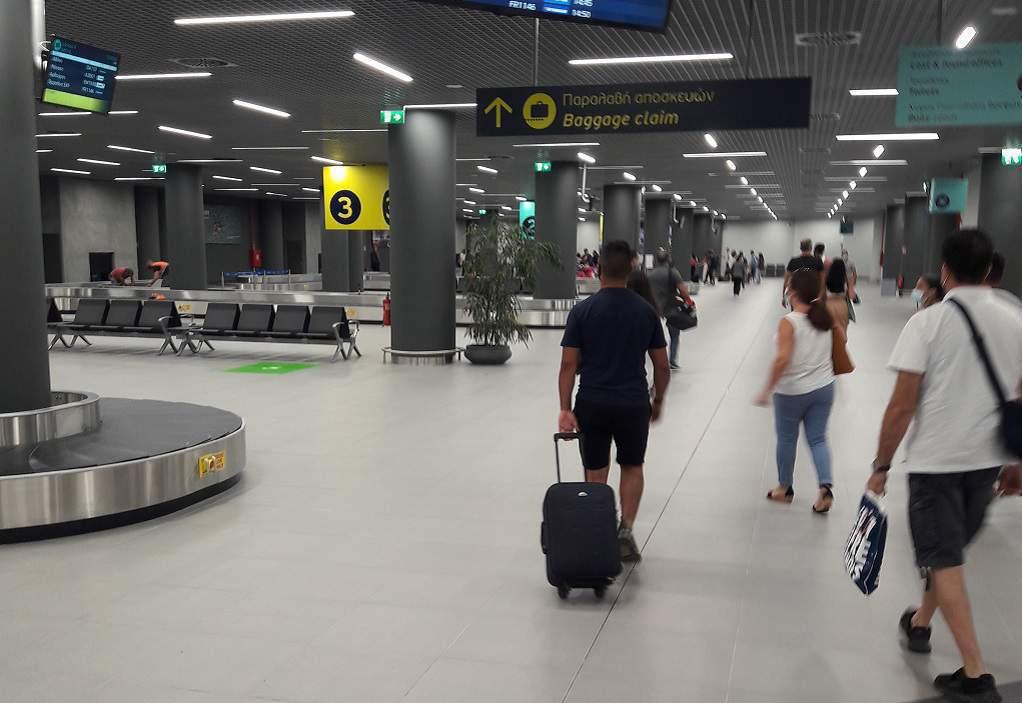 Ανάκαμψη στην επιβατική κίνηση για τα αεροδρόμια τον Μάϊο