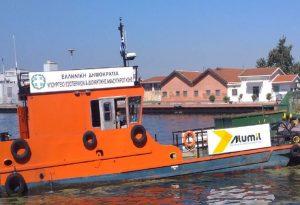 H ALUMIL αρωγός στον καθαρισμό του παραλιακού άξονα της Θεσσαλονίκης