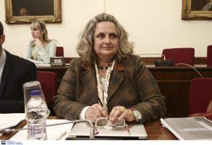 Άννα Ζαίρη πρόεδρος Ένωσης Εισαγγελέων Ελλάδος