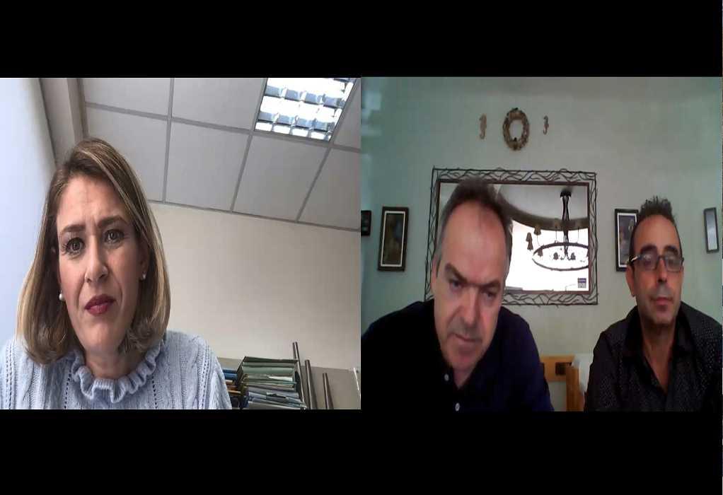 Α. Ευθυμίου: Αναγκαία η στήριξη επιχειρήσεων εστίασης και εργαζόμενων στον κλάδο