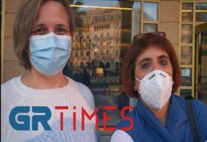 Νοσηλεύτριες από Άργος: Να έρθουν και άλλοι εθελοντές στη Θεσσαλονίκη (VIDEO)