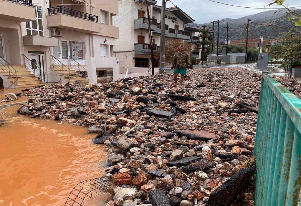 Κρήτη: Μέχρι 4 Δεκέμβρη οι αιτήσεις των πληγέντων