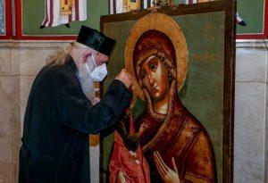 Ιερώνυμος: Το «ευχαριστώ» και το μήνυμα για τον κορωνοϊό