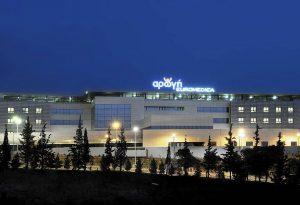 Παραχώρηση 200 επιπλέον κλινών από Euromedica για ασθενείς covid-19