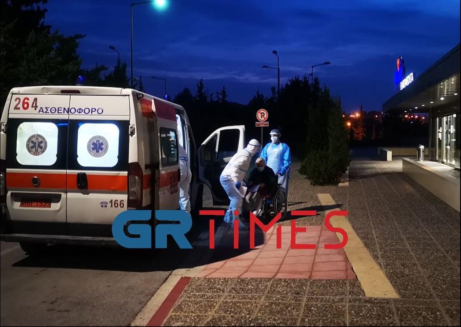 Θεσσαλονίκη: Το σχέδιο για τη διακομιδή ασθενών στην «Αρωγή» (ΦΩΤΟ-VIDEO)