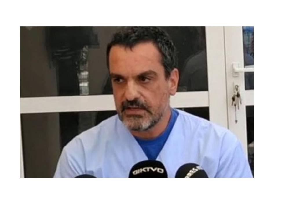 Παπαμιχάλης: Στα όριά του το νοσοκομείο Σερρών (ΗΧΗΤΙΚΟ)