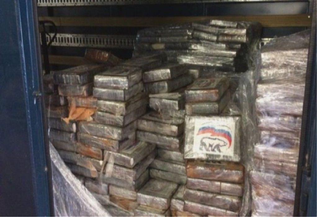 Βέλγιο: Κατάσχεση ρεκόρ 11,5 τόνων κοκαΐνης από κοντέινερ