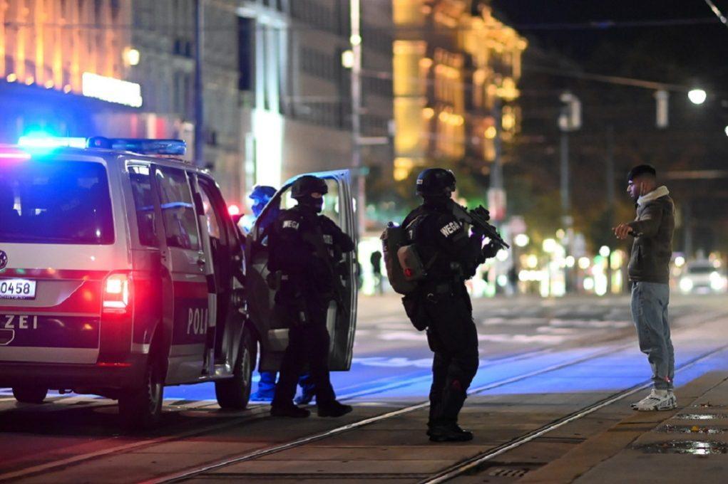 Ταυτοποιήθηκαν τα θύματα της επίθεσης στη Βιέννη