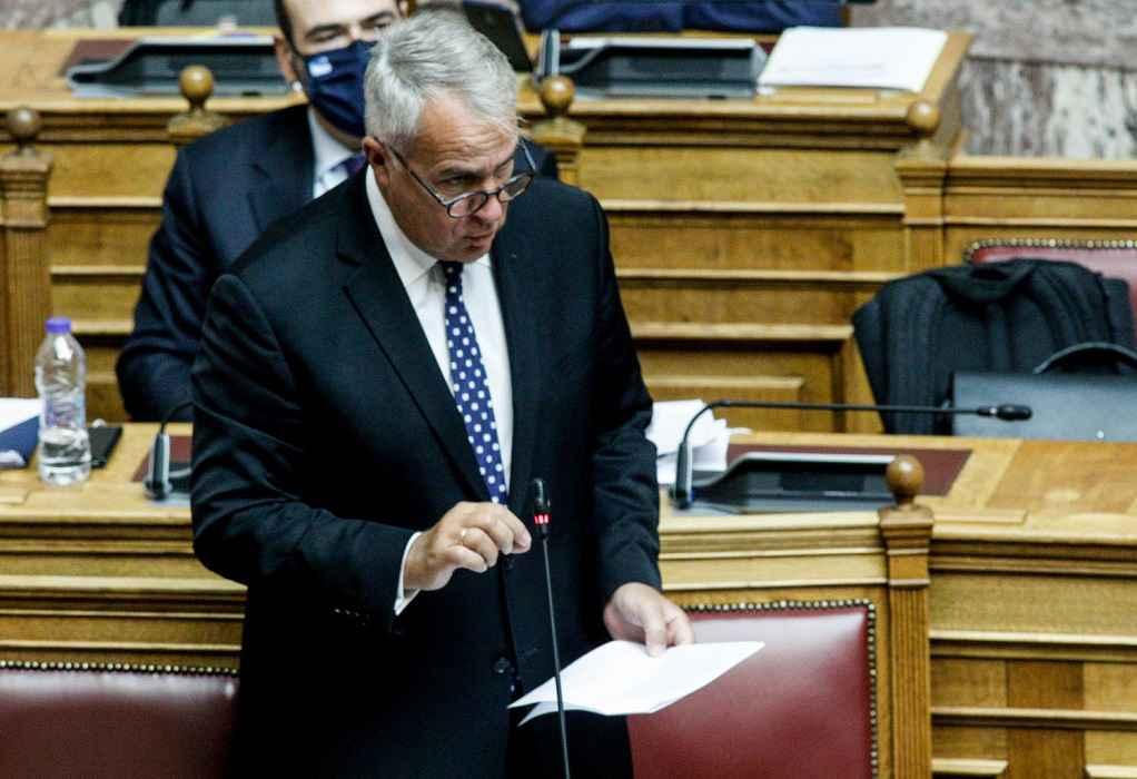 ΥπΑΑΤ: «Πακέτο» 15 εκατ. ευρώ για προστασία από τα έντονα καιρικά φαινόμενα
