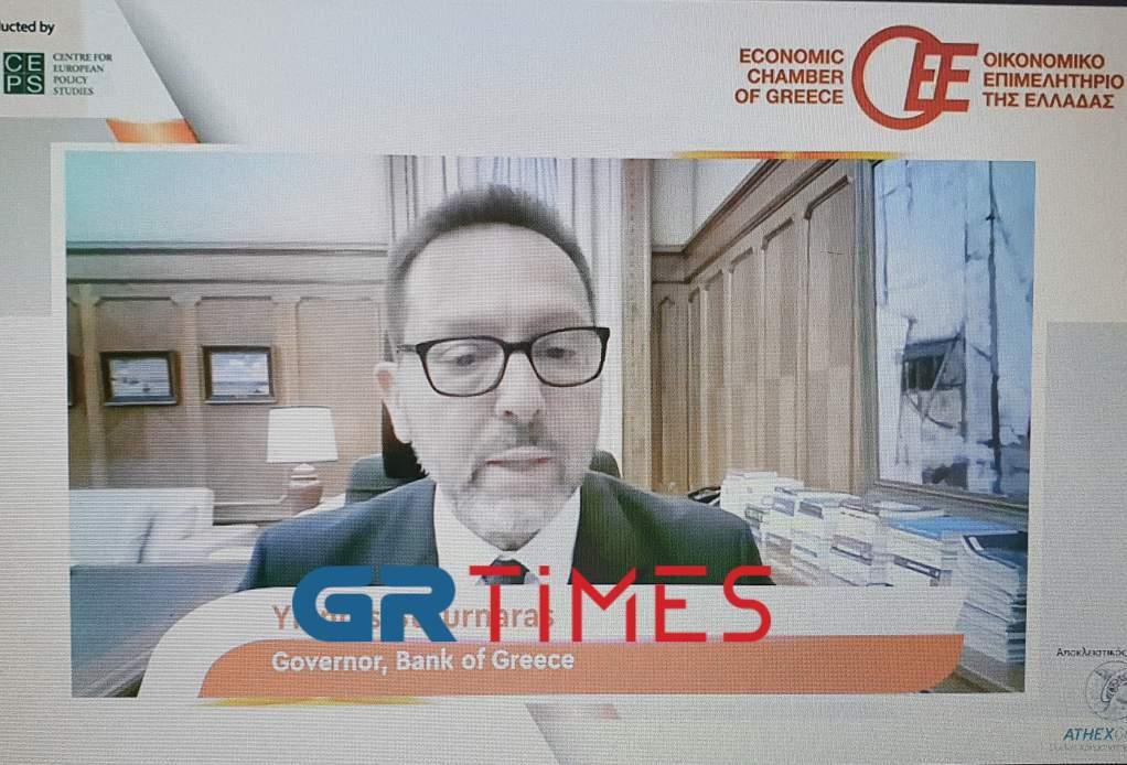 Στουρνάρας: Η Ελλάδα χρειαζόταν bad bank από το 1ο Μνημόνιο