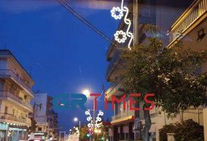 Δήμος Νεάπολης Συκεών: Χριστουγεννιάτικος στολισμός με έλατα από τον Χολομώντα