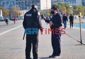 Θεσσαλονίκη: Εντατικότεροι οι έλεγχοι της ΕΛ.ΑΣ. την περίοδο των εορτών