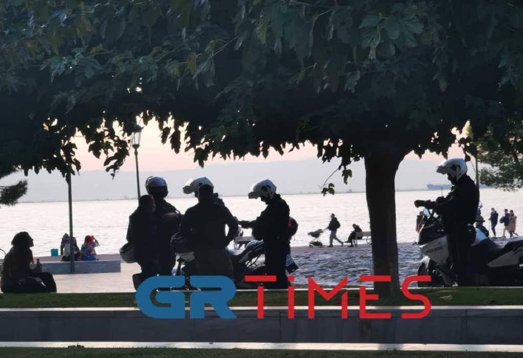 ΕΛΑΣ: 10 πρόστιμα και χθες στη Θεσσαλονίκη