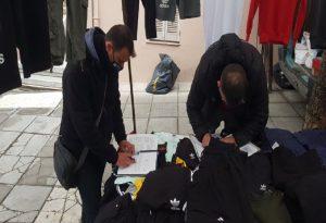 Θεσσαλονίκη: Εντείνονται οι έλεγχοι στις Λαϊκές Αγορές