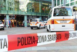 Ελβετία: Αιματηρή επίθεση σε πολυκατάστημα στο Λουγκάνο