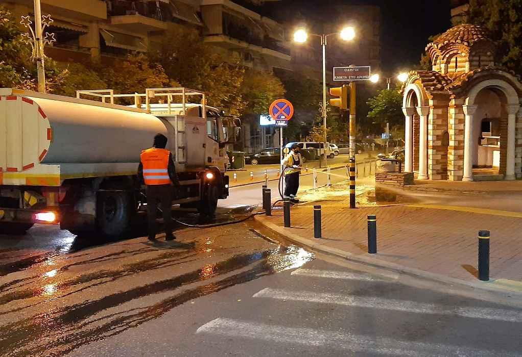 """Δ. Θεσσαλονίκης: Συστήνεται """"ομάδα ευταξίας"""" για την καθαριότητα"""