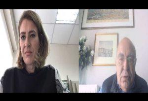 Τηλεδιάσκεψη Α. Ευθυμίου με τον πρόεδρο του Εμπορικού Συλλόγου Θεσσαλονίκης