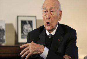 Γαλλία: «Έφυγε» από τη ζωή ο πρώην πρόεδρος Ζισκάρ Ντ' Εστέν