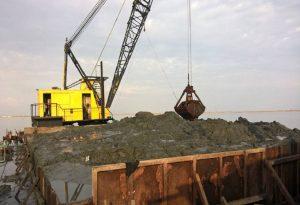 Θεσ/νίκη: Εκβαθύνσεις ειδικού σκάφους στον ποταμό Λουδία