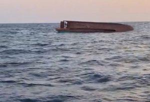 Σύγκρουση ελληνικού τάνκερ με τουρκικό ψαροκάικο (ΦΩΤΟ)