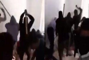 Βίντεο σοκ από τα Καμίνια – Η στιγμή της επίθεσης με έναν νεκρό