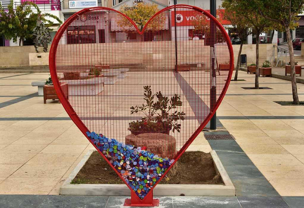 Ν. Προποντίδα: Μια μεγάλη καρδιά σε κάθε κοινότητα του Δήμου (ΦΩΤΟ)