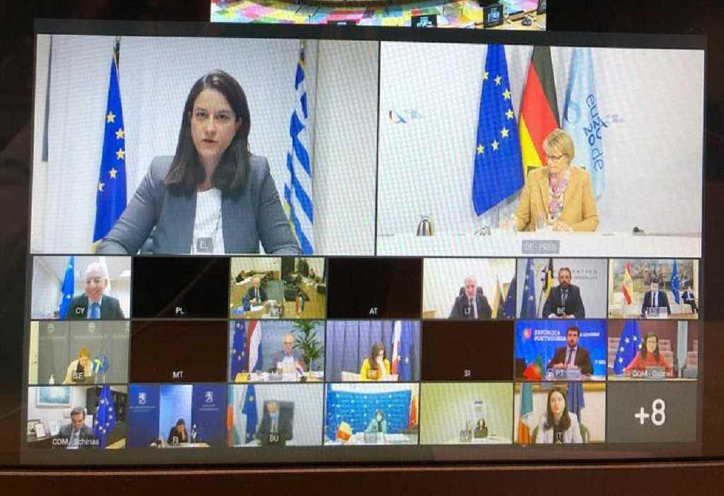 Πρόταση Κεραμέως για διαδικτυακή συνάντηση μαθητών από όλες τις χώρες της ΕΕ
