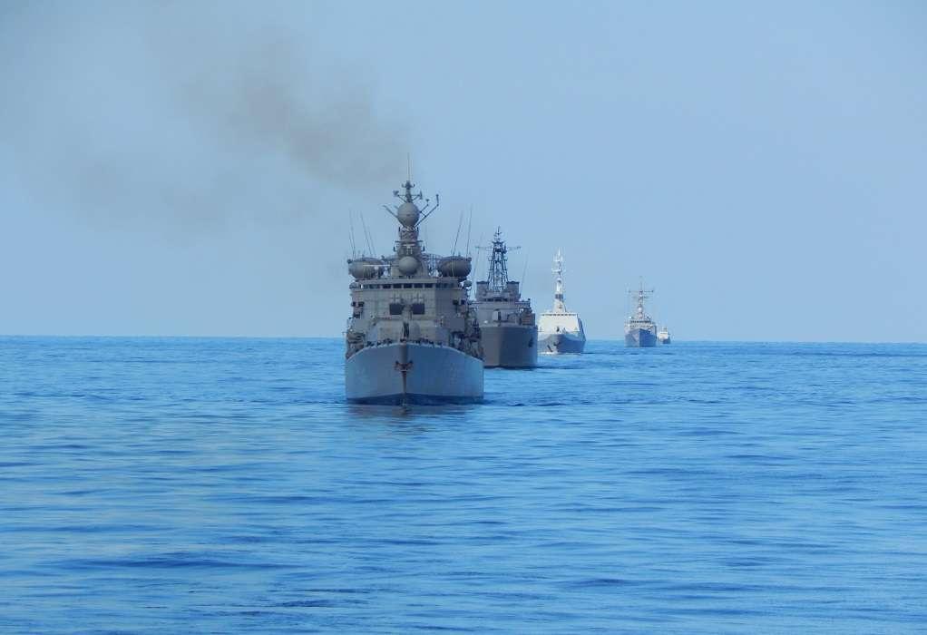 Παρουσία των υπουργών Άμυνας Ελλάδας και Αιγύπτου η άσκηση «ΜΕΔΟΥΣΑ 10»