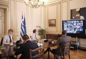 Μητσοτάκης: Μεγάλη επιτυχία το ελληνικό rapid test