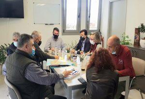 Κρήτη: Συναντήσεις για άμεση καταγραφή ζημιών Περιφέρειας και πληγέντων Δήμων