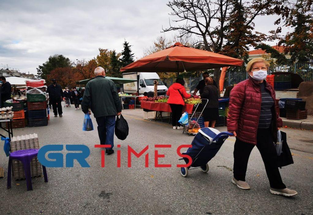 Λαϊκές Αγορές: Τι αποφασίστηκε για το επικείμενο νομοσχέδιο στη συνάντηση με Άδ. Γεωργιάδη