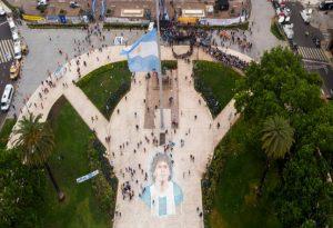 Live: Σε λαϊκό προσκύνημα η σορός του Ντιέγκο Μαραντόνα