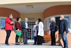 Εξοπλίζονται τα νοσοκομεία της περιφέρειας ΑΜΘ