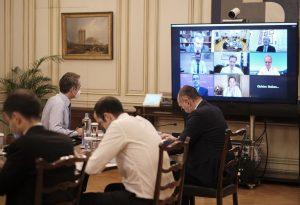 Τι προβλέπει η έκθεση Πισσαρίδη – Μητσοτάκης: Να μείνει εκτός κομματικής αντιπαράθεσης