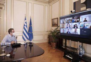 Μητσοτάκης σε Έλληνες εξωτερικού: Η εικόνα της Ελλάδας αλλάζει