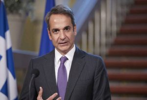 Μητσοτάκης: Οι προκλήσεις της Τουρκίας εναντίον της Ελλάδας υπονομεύουν το ΝΑΤΟ