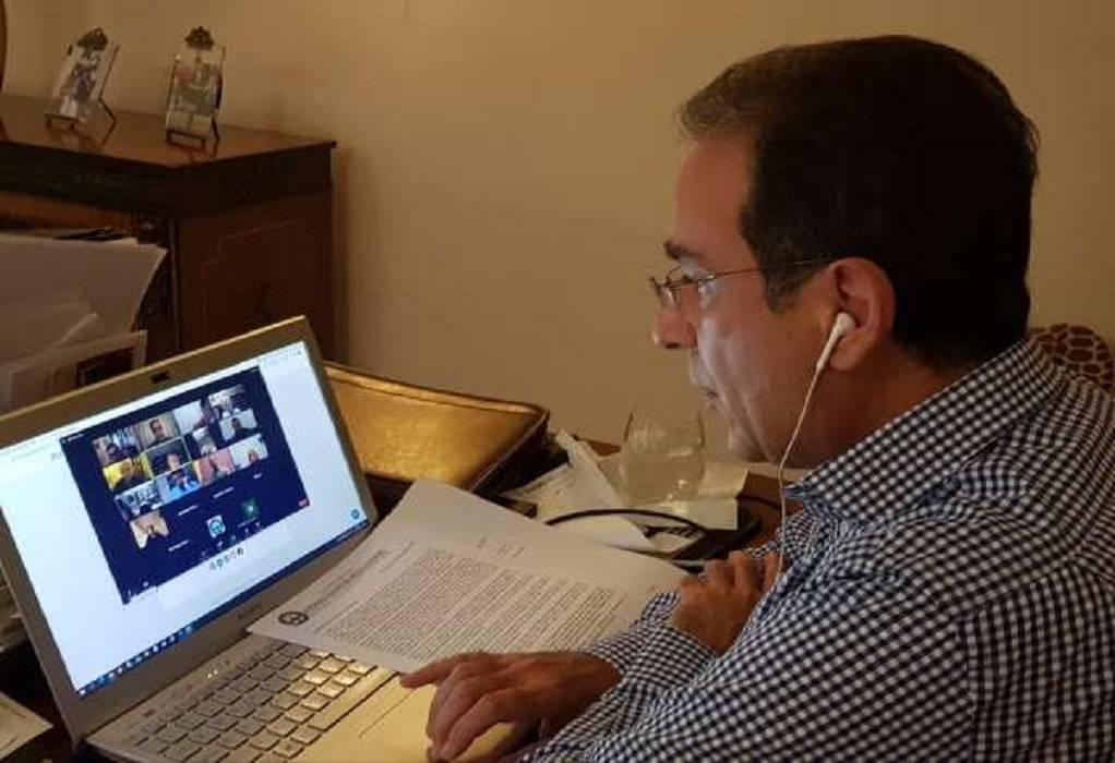 Νίτσας: Τηλεκπαίδευση, μαζικά τεστ και αναθεώρηση ωραρίων κυκλοφορίας