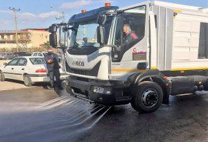 Νέα μηχανήματα στην υπηρεσία καθαριότητας του δ. Δέλτα