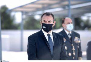 Παναγιωτόπουλος: Στρατηγική επιλογή μας η ενίσχυση των Ενόπλων Δυνάμεων