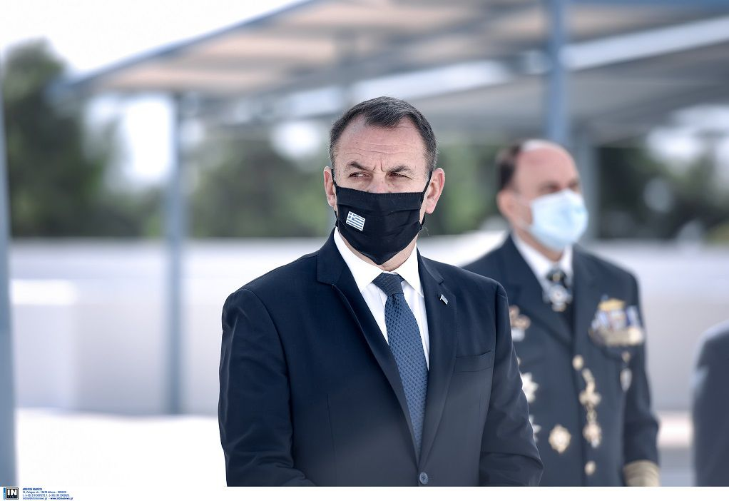 Παναγιωτόπουλος: Αμοιβαία επωφελής η αμυντική συνεργασία Ελλάδας – Σ. Αραβίας