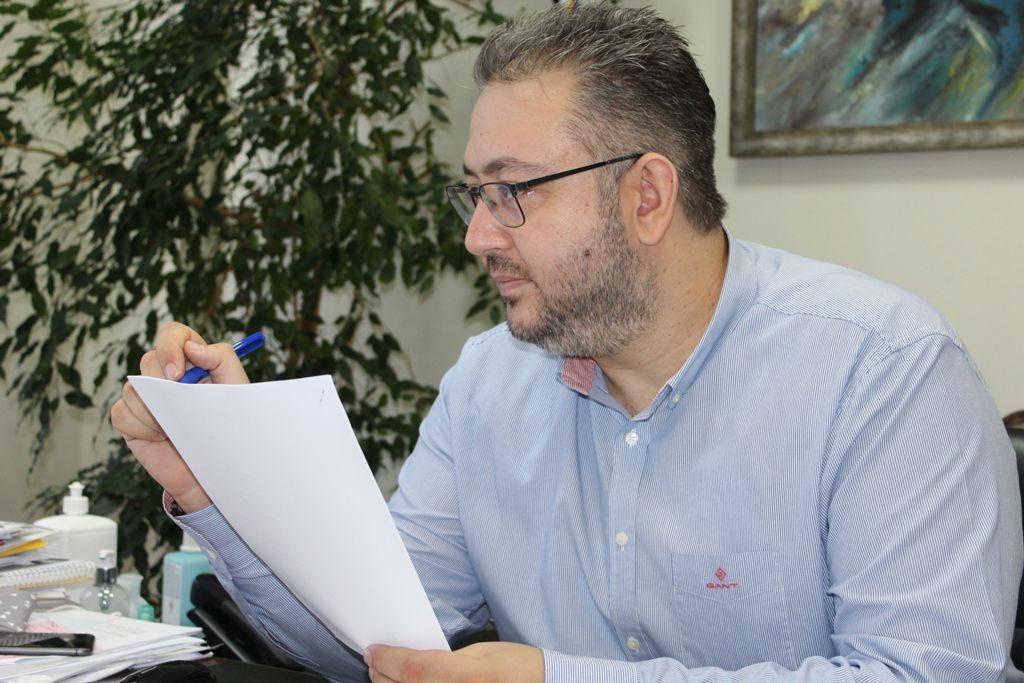 Π. Τσακίρης: Λύνουμε οριστικά το πρόβλημα με τη διαχείριση των αδέσποτων