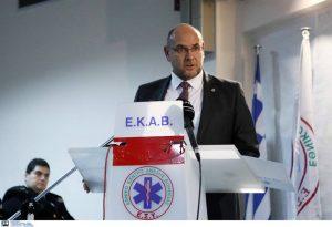 Πρόεδρος ΕΚΑΒ: Προβληματίζει η αύξηση των εισαγωγών στην Αττική