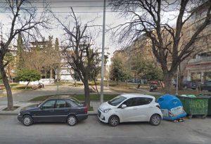 Θεσ/νίκη: Αναβαθμίζεται το πάρκο στη συμβολή Μ. Μπότσαρη και Ηλέκτρας